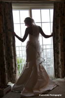 Bride in Gown