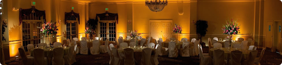 CT Wedding and Event Lighting